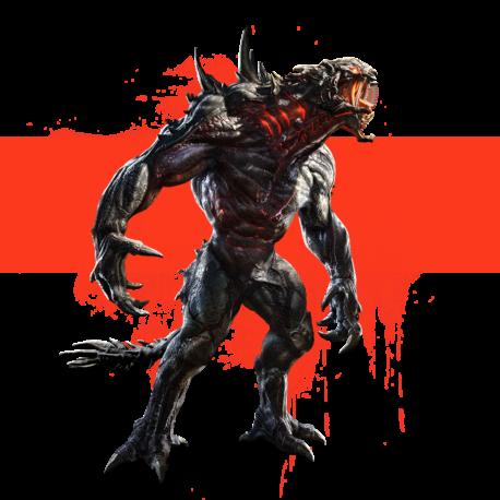evolve monster goliath active