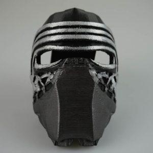 masque kylo ren 3d