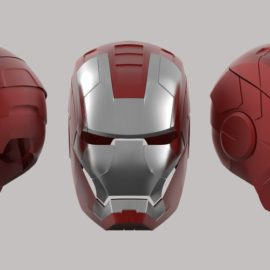 masques en 3d