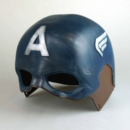 casque captain america