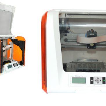 Test de l'imprimante XYZ Da vinci Junior 1.0