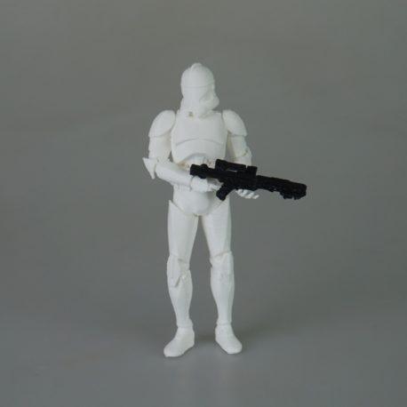 figurine stormtrooper 3d