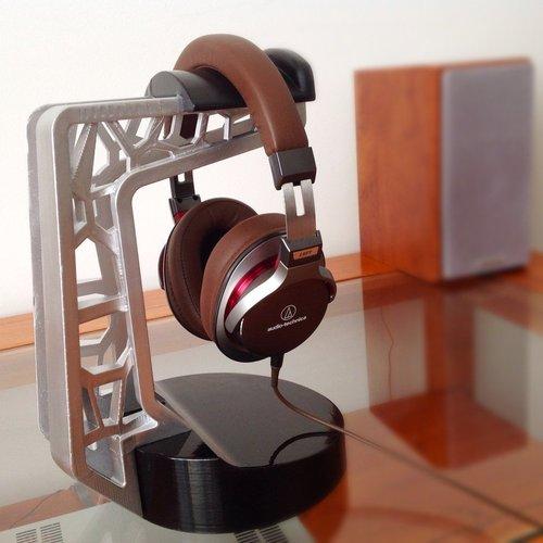Support pour casque - Porte casque audio ...
