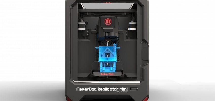 Test de l'imprimante Makerbot Replicator Mini Compact