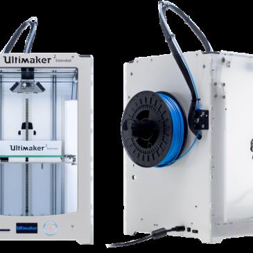 Test de L'imprimante 3d Ultimaker 2 Extended