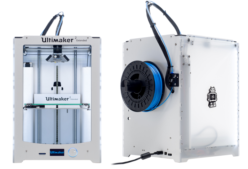 test de l 39 imprimante 3d ultimaker 2 extended. Black Bedroom Furniture Sets. Home Design Ideas
