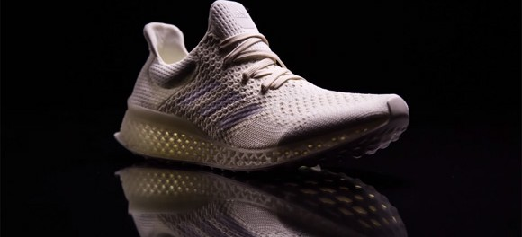 Adidas utilise des d chets de plastique pour cr er une chaussure en 3d - Recycler les chaussures ...