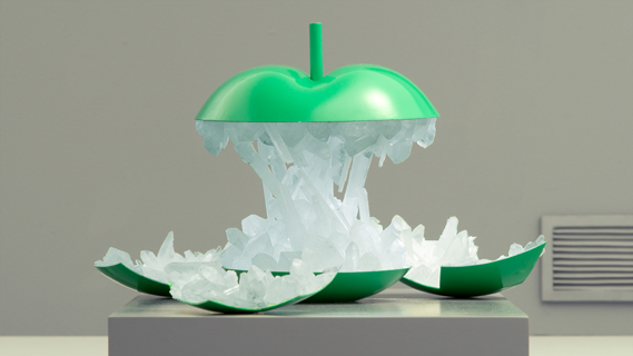 apple impression 3d