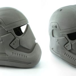 Casque de Storm Trooper