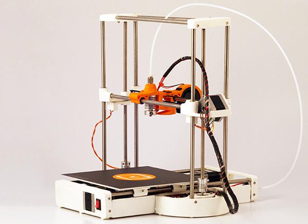Test de l'imprimante Dagoma Discovery 200