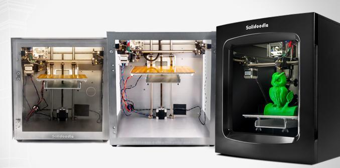 test de l 39 imprimante 3d solidoodle 4. Black Bedroom Furniture Sets. Home Design Ideas