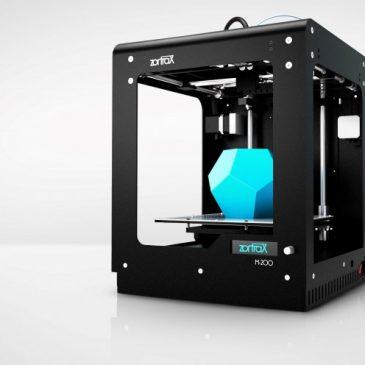 Test de l'imprimante Zortrax M200