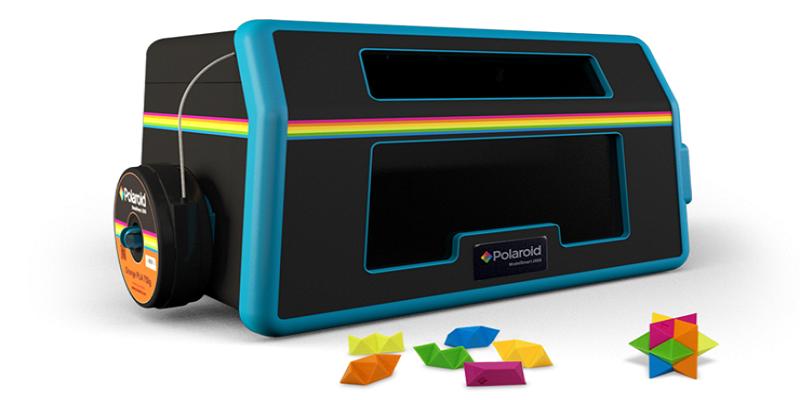 polaroid imprimante 3d