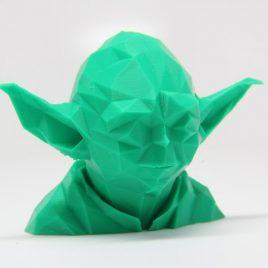 Buste de Yoda