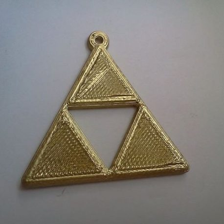 porte cle triforce