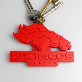 Porte-clés Broncos