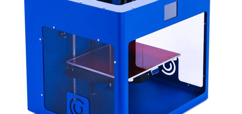 Test de l'imprimante 3d CraftBot Plus