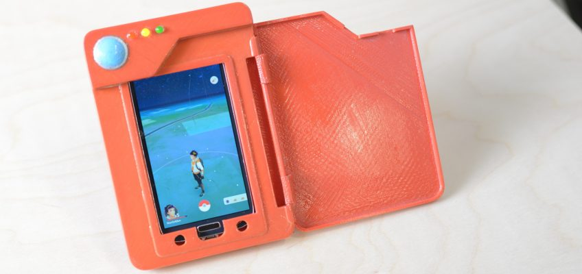 pokedex imprime 3d