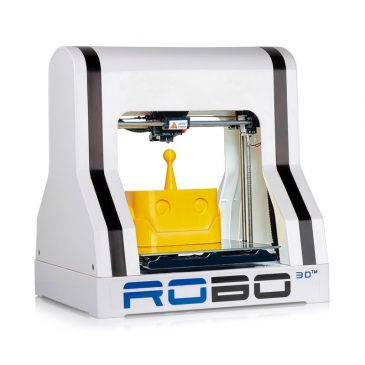 Test de l'imprimante Robo 3d R1 +Plus