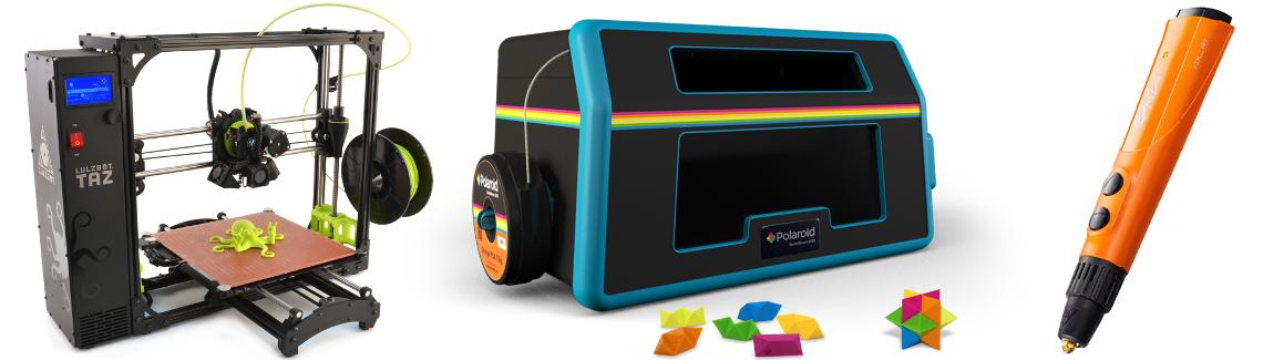 tests imprimantes 3d scanners 3d et stylos 3d. Black Bedroom Furniture Sets. Home Design Ideas