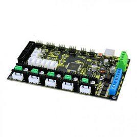 Gazechimp 3d Imprimante Mks Fond V1.2 Carte Contrôleur Remplacer Les Rampes 1.4 pour Arduino 2560