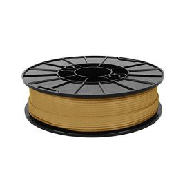 BOBINE 0.5 kg FILAMENT NINJAFLEX FLEXIBLE 1,75mm TPE couleur GOLD / OR