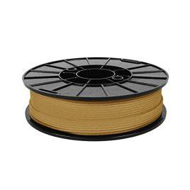 BOBINE 0.5 kg FILAMENT NINJAFLEX FLEXIBLE 1,75mm TPE couleur GOLD / OR
