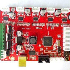 HICTOP Contrôle Planche MKS Base V1.3 Imprimante 3D Reprap Carte mère Compatible avec Arduino