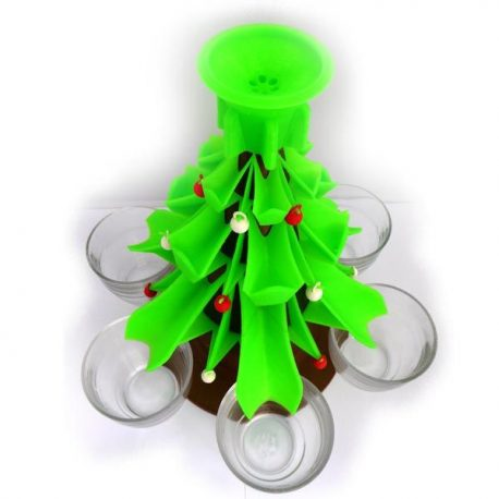 fontaine-sapin-noel-3d