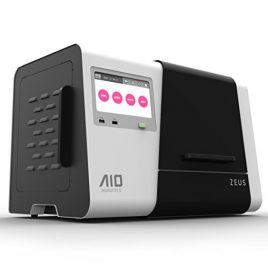 AIO Robotics PR1001 ZEUS Imprimante 3D avec Scanner, PLA, 1.75 mm