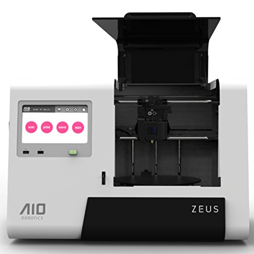 aio robotics pr1001 zeus imprimante 3d avec scanner pla mm. Black Bedroom Furniture Sets. Home Design Ideas