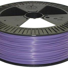 German RepRap 100201 Acide polylactique (PLA) Violet 2100g matériel d'impression 3D – matériaux d'impression 3D (2,1 kg, 3 mm)