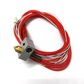 Imprimante 3D Hot End Assembled Extrudeuse Kits Hictop Pièces Accessoire Buse Filament Direct Flux 24V