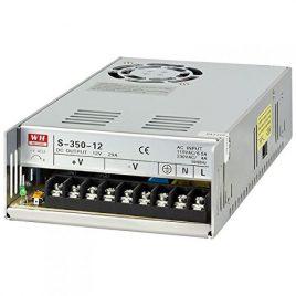NuNus Alimentation électrique de commutation réglementée 3d imprimante, bandes LED