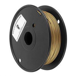 SainSmart Metal 1,75mm 1.75mm filament for Imprimante 3D 3D Printing, 0,5kg/1.1lbs Matériau d'Impression 3D