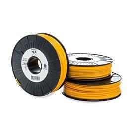 Ultimaker cartouche de filament pla – 2.85mm – jaune – 750 g
