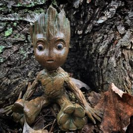 Bébé Groot : Gardiens de la galaxie 2