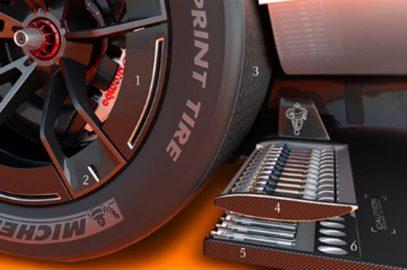 Michelin utilise l'impression 3d pour améliorer ses pneus