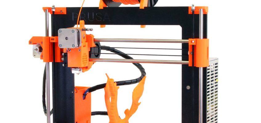 Test de l'imprimante 3d Prusa i3
