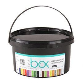 Avis Tron 1kg ASA 1,75et 2.85mm Imprimante 3D Filament emballage innovant (2.85, noir)