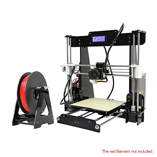anet reprap i3 imprimante 3d en kit desktop haute precision diy acrylique cadre 8 g carte sd. Black Bedroom Furniture Sets. Home Design Ideas