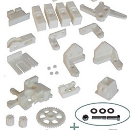 Kit imprimante 3D RepRap prusa i3 Rework version box en abs