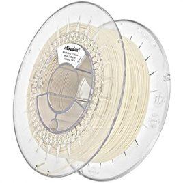 Minadax® Haute Qualité pour 0,5kg 3mm (2,85mm) Filament en nylon blanc pour imprimante 3D fabriqué en Europe