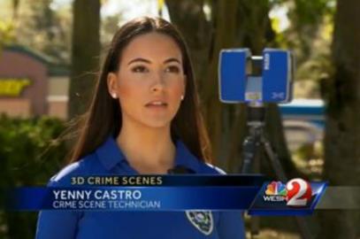 La police Américaine utilise des Scanners 3d pour résoudre des crimes