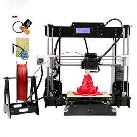Anet A8 3d-imprimante Précision Reprap Prusa i3 DIY 3D Impression Pleine Acryliqu
