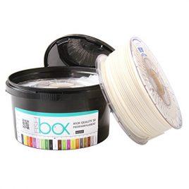 Avis Tron 1kg ASA 1,75et 2.85mm Imprimante 3D Filament emballage innovant (2.85, blanc)
