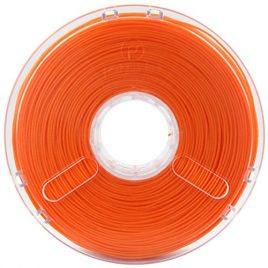BuildTak Pm70112 Dessous Flexible Filament, bobine de 0.75 kg, 3,00 mm de diamètre, True Orange