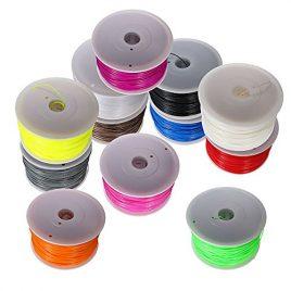 Doradus 1.75mm 3d pla imprimante filament pour makerbot mendel printrbot reprap Prusa