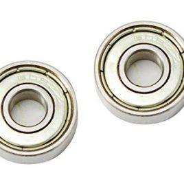 Lot de 2rainure Roulement à bille/6082RS Roulement à Billes miniature/2RS1/2RSR 8x 22x 7mm pour imprimante 3D, prototypage DIY