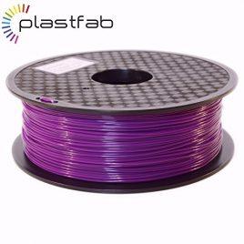 Plastfab – Filament impression 3D PLA Violet 1 kg 1.75 mm – Qualité premium – Marque Française